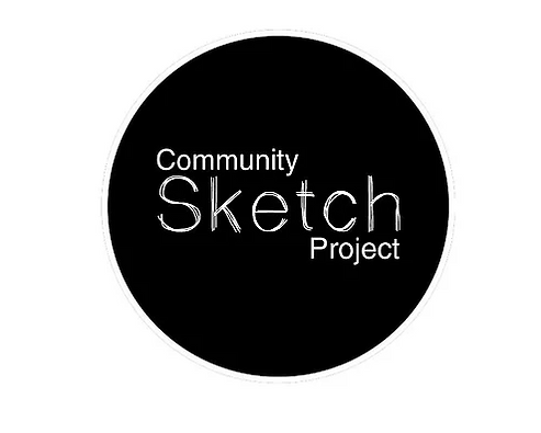 Community Sketch Project website picture