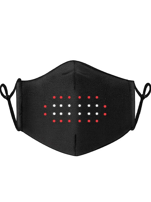 LED Voice Activated Face Mask