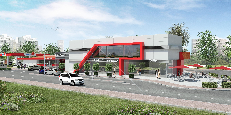 מרכז מסחרי בית אליעזר