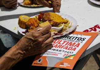 A segurança alimentar em risco no Brasil