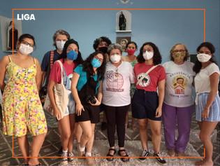 LIGA realiza visita à Vila Vicentina da Estância
