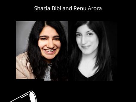 1: 2: 1 podcast series: Shazia Bibi and Renu Arora