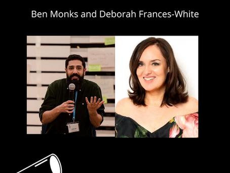 1: 2: 1 podcast series: Deborah Frances-White and Ben Monks