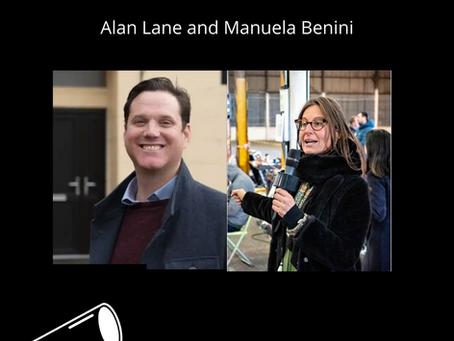 1: 2: 1 podcast series: Alan Lane and Manuela Benini