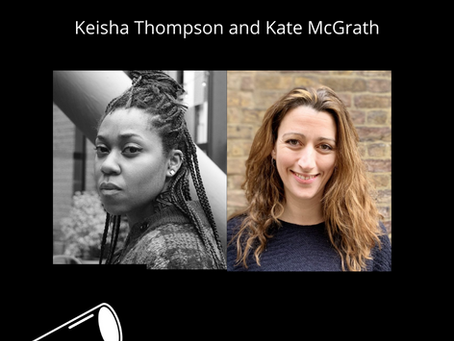 1: 2: 1 podcast series: Keisha Thompson and Kate McGrath