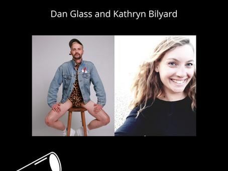 1: 2: 1 podcast series: Kathryn Bilyard and Dan Glass