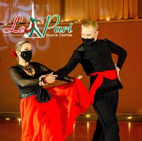 Ballroom & Latin Dancing. Dance Studio Near Me. Showcase. May 2021.  www.leparidancenter.com
