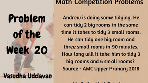 Math Competition Problems - Problem of the Week - 20