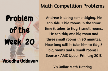 Problem of the week 20