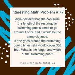 Interesting Math Problems # 77