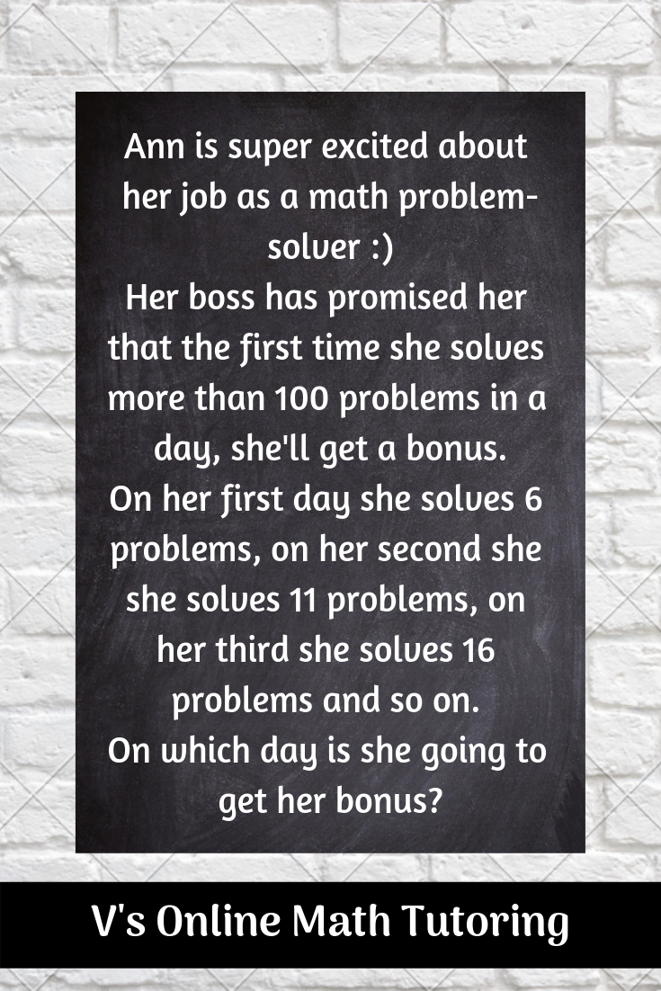 Math Problems for grades 4-6
