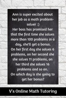 Math Problems for grades 4-6