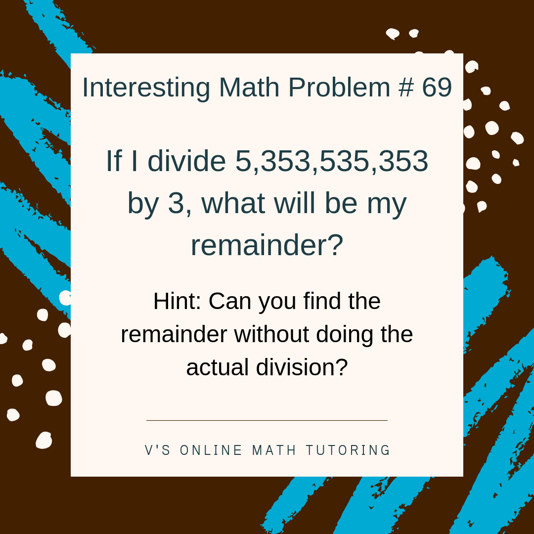Math Enrichment for grades 4-8