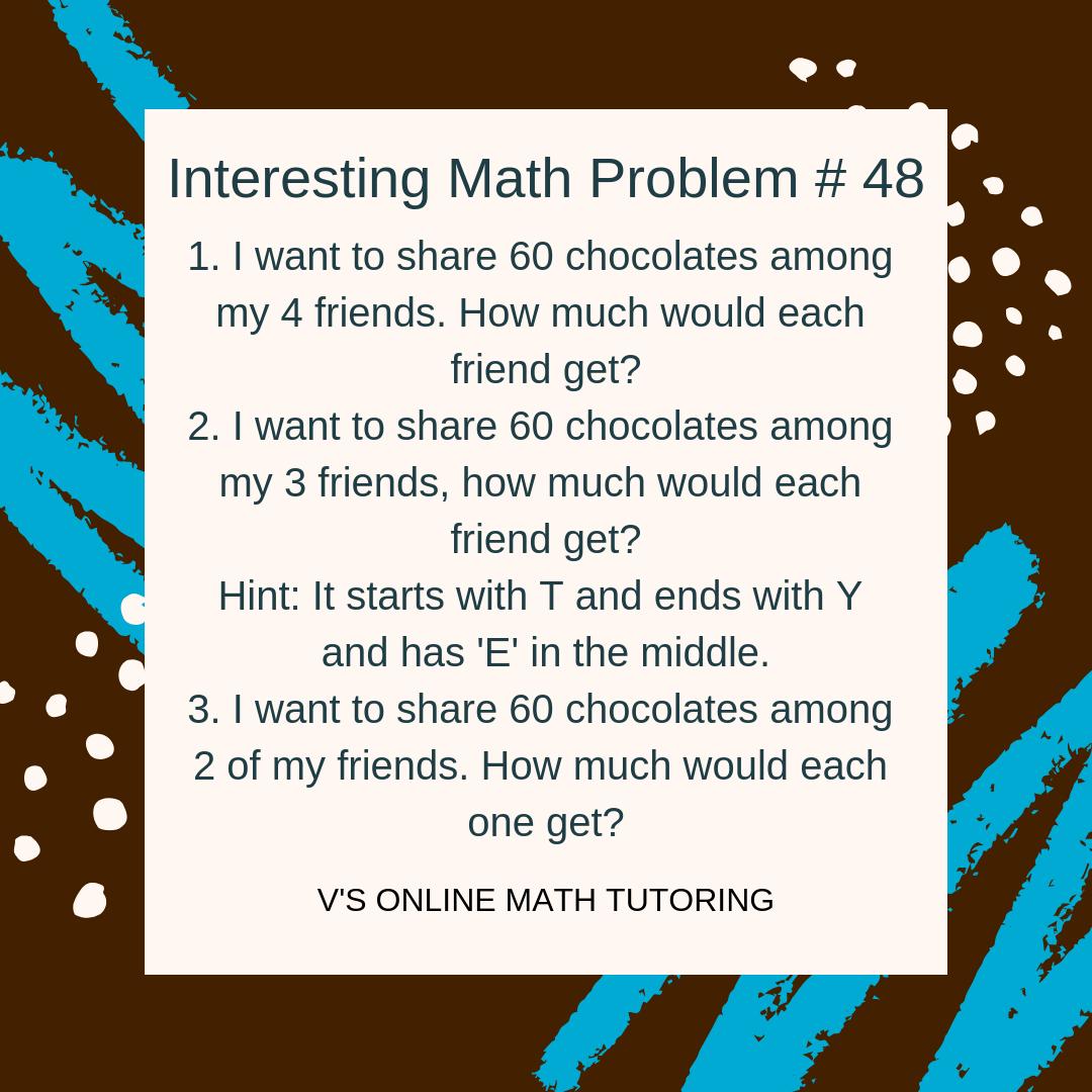 Math Enrichment for grades 1-3