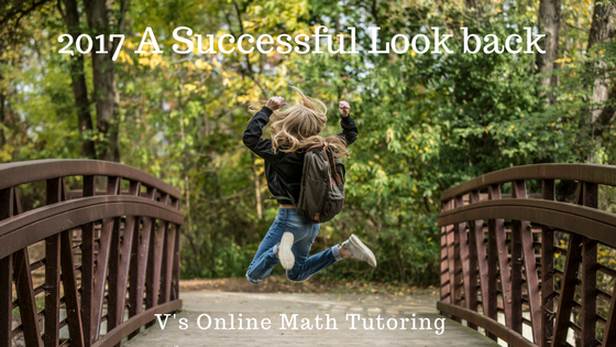 Success stories of V's Online Math Tutoring