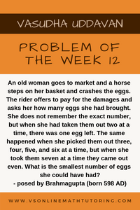 Problem of the Week - 12
