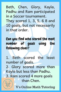 Math Enrichment for grades 1-5
