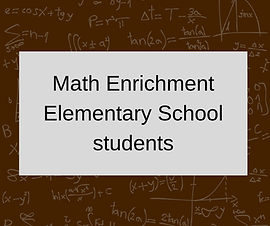 Math Enrichment for Elementary School.pn