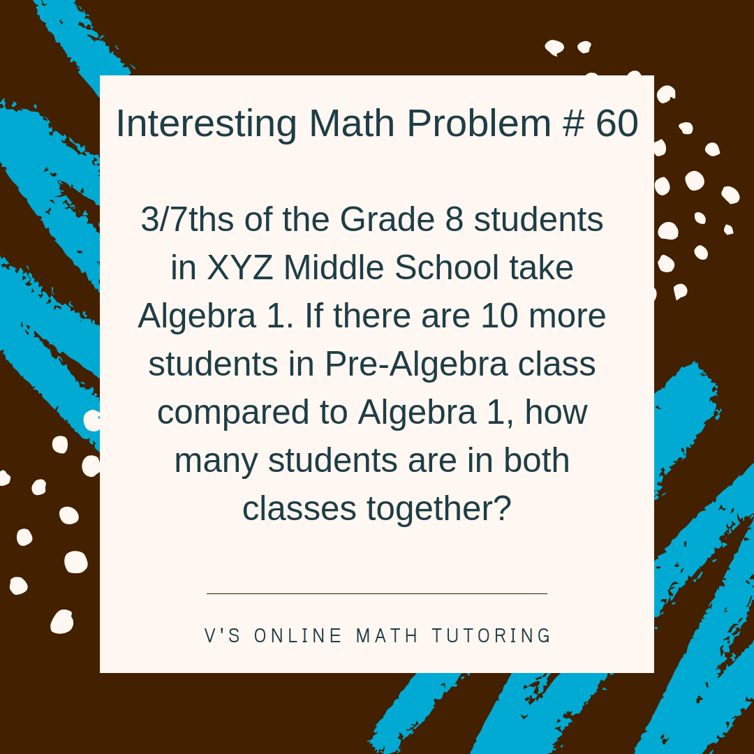 Math Enrichment for Upper Elementary
