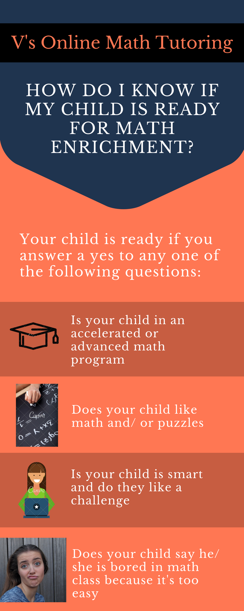 How do I know if my Child is ready for Math Enrichment Programs?