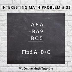 Cryptogram Math Puzzles - Grades 3-5