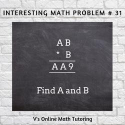 Math Problem for grades 4-8