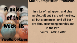 Math Competition Problems - Problem of the Week - 18
