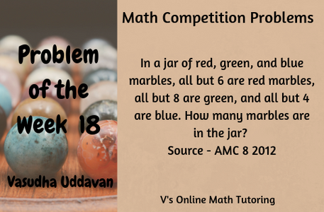 Problem Of the Week 18