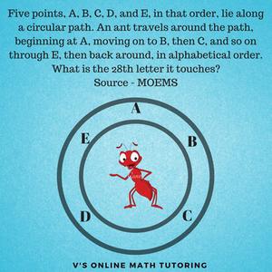 MOEMS (Math Olympiad) problem