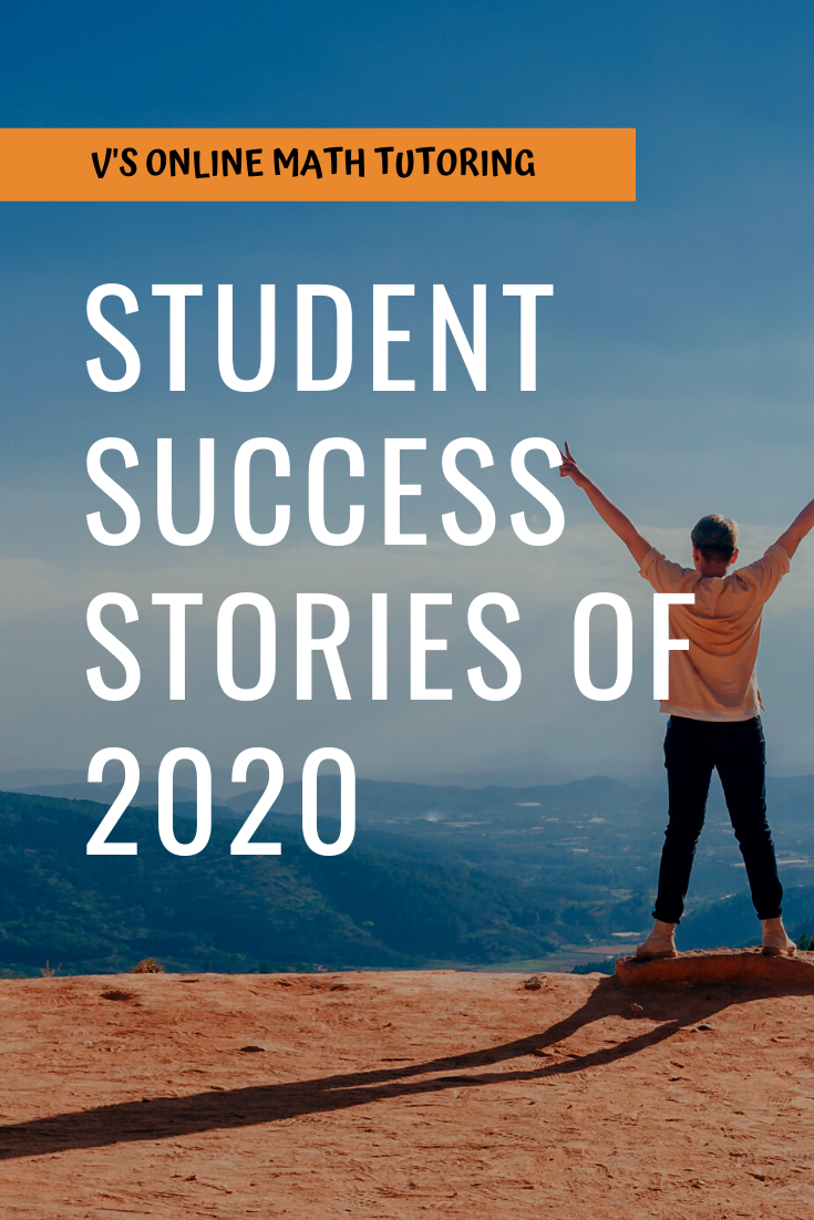 Student Success Stories of 2020
