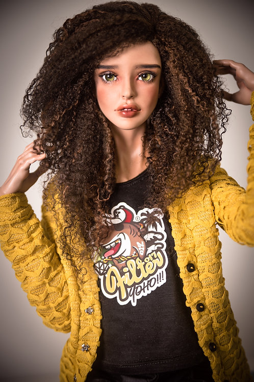 Jazzy Curls