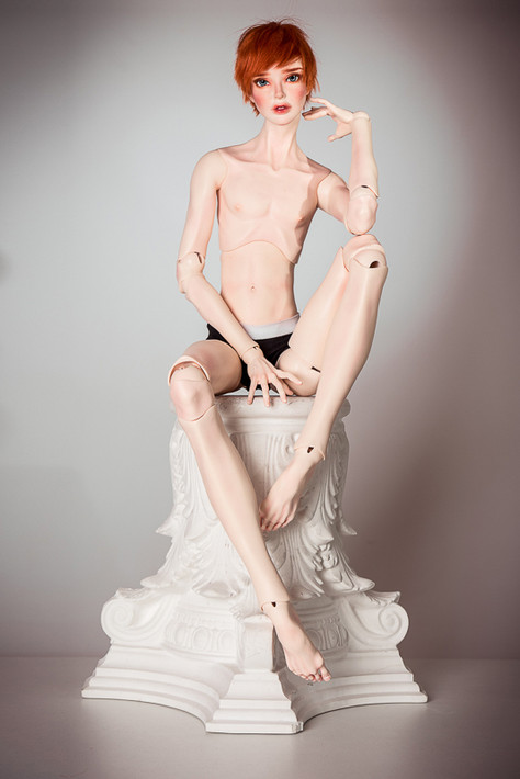 Amadiz Angels Male Body