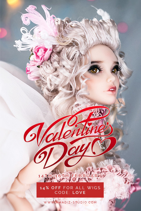 Happy Valentine's Day - Holiday Sales