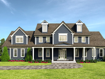Two new homes just listed in White Pine Estates II!