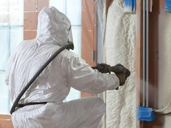 Why spray foam insulation?