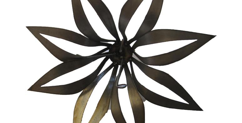 Trumpet Flower Head