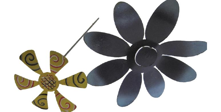 Flower Sticks