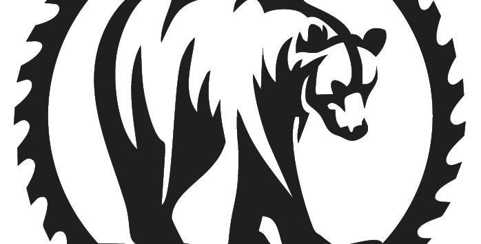 Bear Saw Blade