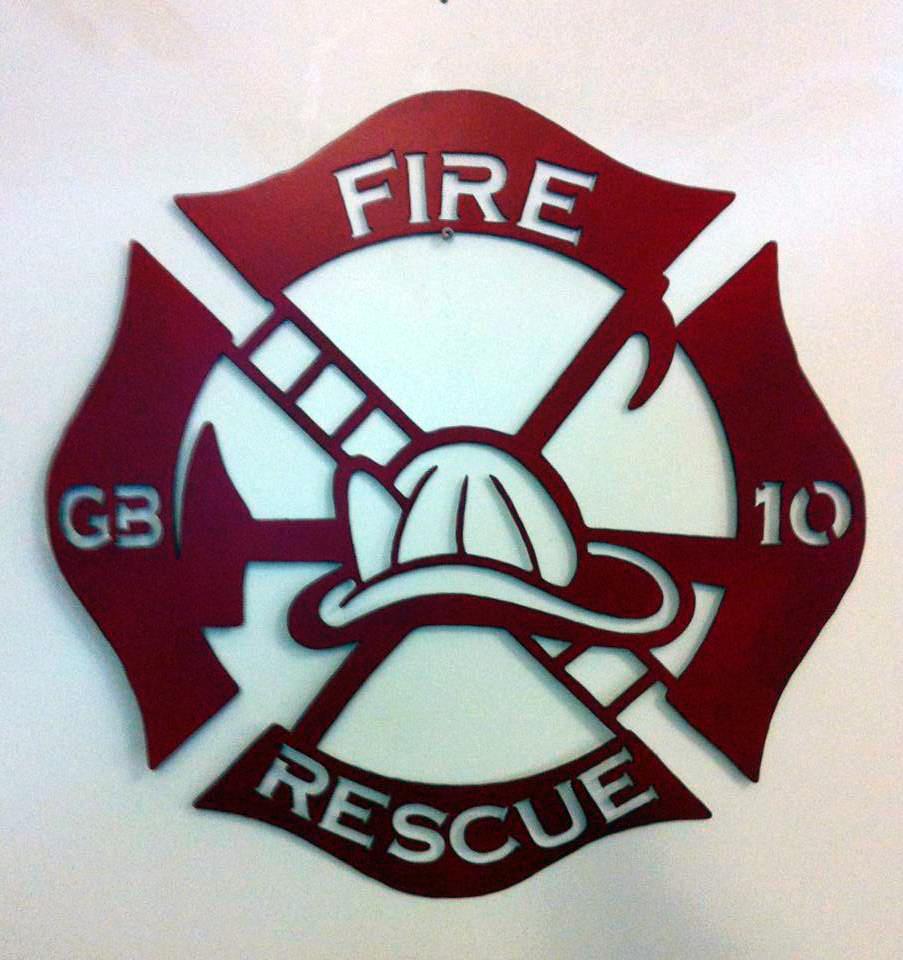 Customized Fire Crest
