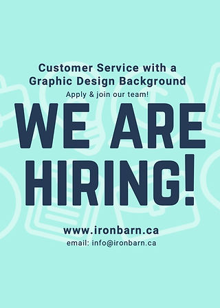 Turquoise Icons Job Vacancy Announcement