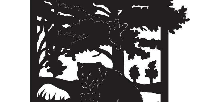 Bear Scenes