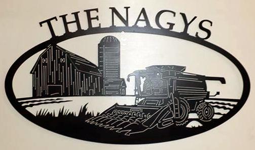 The Nagys Farm Scene