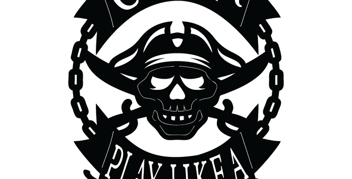 Work Like A Captain - Skull