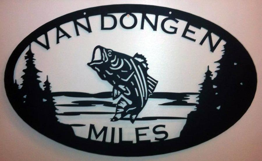 Van Dongen Fish Secene