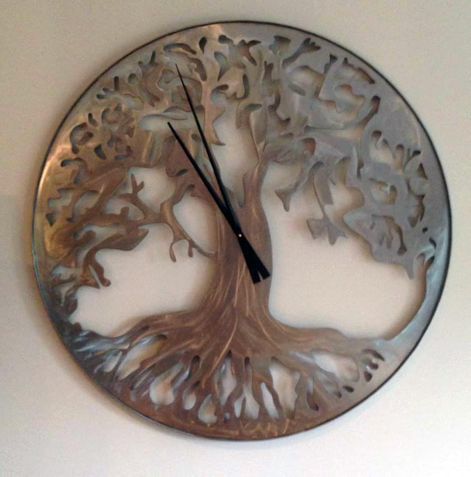 Custom Clock Tree Of Life