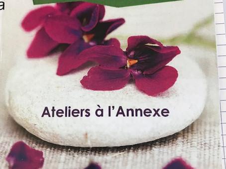 ATELIER  A  L' ANNEXE