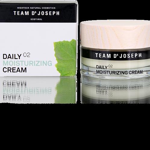 Daily Moisturizing Cream, 50 ml
