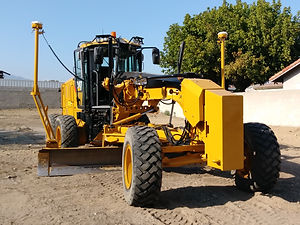 photo of Caterpillar 140M2 motor grader