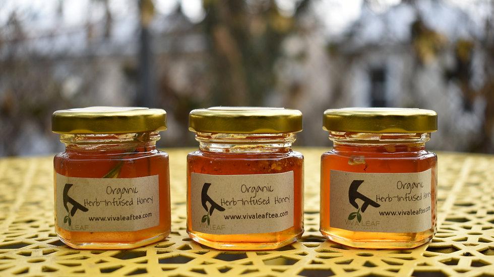 Mini Botanical Honeys