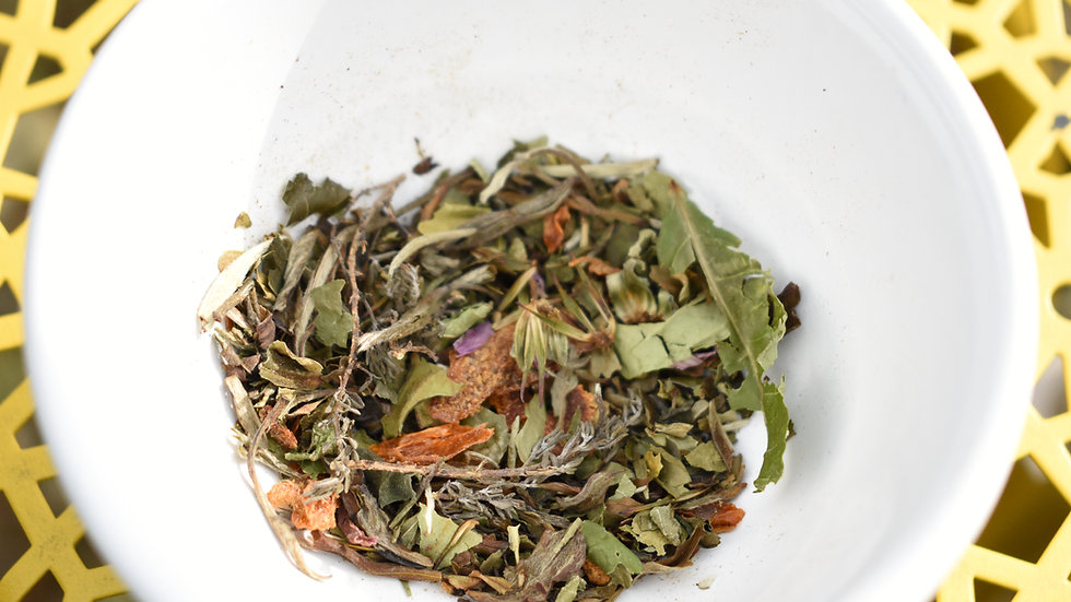 Tea #2-SPICY Metabolism Booster/Cold Fighter